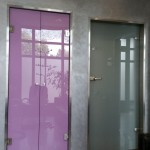 Zawias GX szkło laminowane